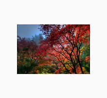 Fall Colors in Portland Japanese Garden Unisex T-Shirt