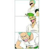 Laughing Zoro Photographic Print