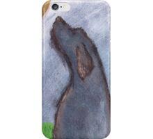 Dog in the Night iPhone Case/Skin