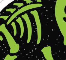 Fossil dinosaurs Sticker