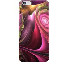 The Rising Spiral iPhone Case/Skin
