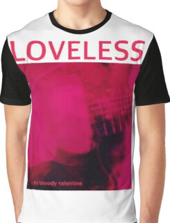 My Bloody Valentine Loveless Graphic T-Shirt