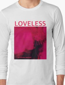 My Bloody Valentine Loveless Long Sleeve T-Shirt