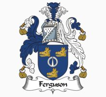 Ferguson Coat of Arms / Edward Family Crest by ScotlandForever
