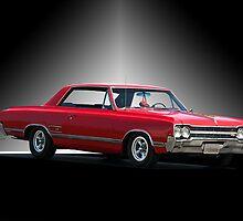 1965 Oldsmobile 442 'Studio' by DaveKoontz