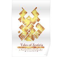 Celestial Book [Tales od Zestiria] Poster