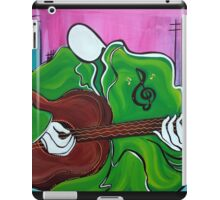 Music Man iPad Case/Skin
