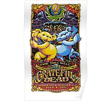 Grateful Dead - Fare Thee Well - 50 years (Number 2) Poster