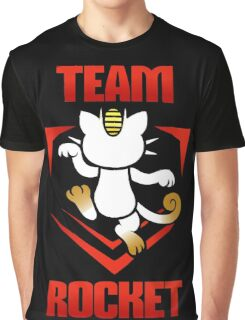 Pokemon Go - Team Rocket! Graphic T-Shirt
