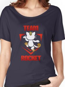 Pokemon Go - Team Rocket! Women's Relaxed Fit T-Shirt