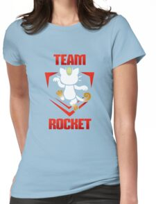 Pokemon Go - Team Rocket! Womens Fitted T-Shirt