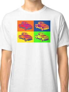 1951 ford F-1 Pickup Truck Pop Art Classic T-Shirt