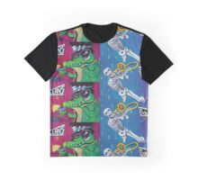 Mardi Gras Celebration Graphic T-Shirt