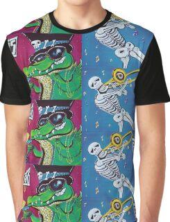 Mardi Gras Celebration Graphic T-Shirt