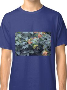 Tree branches with buds. Classic T-Shirt