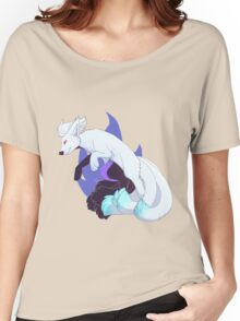 Shiny Ver. Ninetails - Pokemon Women's Relaxed Fit T-Shirt