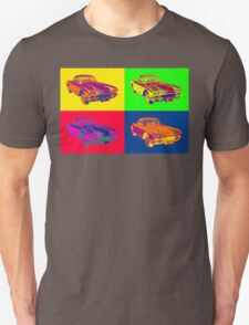 1962 Chevrolet Corvette Pop Art T-Shirt