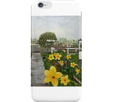Allamanda Vine Corner Primrose Tce and Claremont Street Red Hill Brisbane QLD iPhone Case/Skin