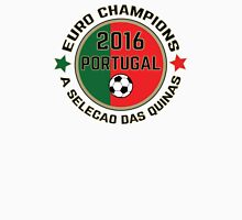 Portugal Euro 2016 Champions T-Shirts etc. ID-7 Unisex T-Shirt