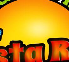 Pura Vida Costa Rica Sticker