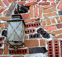Brick Light by Henrik Lehnerer