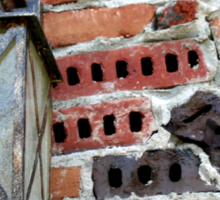 Brick Light Sticker