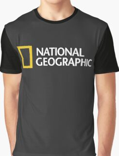 national geographic Graphic T-Shirt
