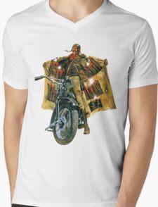 A Fistfull of Dynimite Mens V-Neck T-Shirt