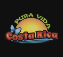 Pura Vida Costa Rica by aura2000