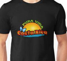 Pura Vida Costa Rica Unisex T-Shirt