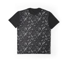 Lunatico Universo BLACK Graphic T-Shirt