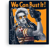 We Can Bust It Canvas Print
