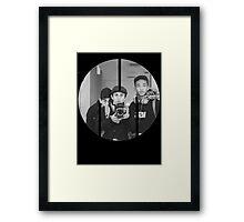 MSFTS ||| Framed Print