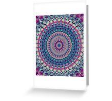 Mandala 131 Greeting Card