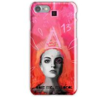 dare me, my dear II iPhone Case/Skin