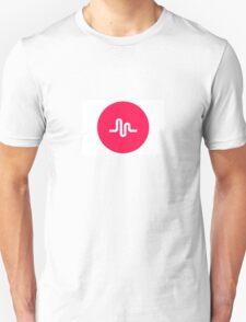 musical.ly - musically app Unisex T-Shirt