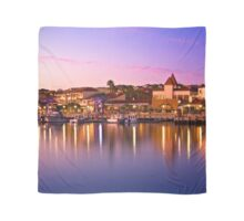 Marina Sunset, Mindarie Marina - Clothing Scarf