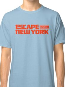Escape from New York (1981) Movie Classic T-Shirt