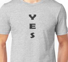 Vote YES Yeah T-Shirt Unisex T-Shirt