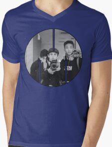 MSFTS ||| Mens V-Neck T-Shirt