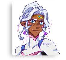 Allura Freckled  Canvas Print