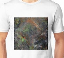 """NuWish4LifePastMyOwn-1C"" - Digital Artifact Unisex T-Shirt"