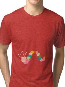 Fun caterpillar Tri-blend T-Shirt