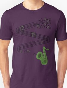 And All that Jazz Unisex T-Shirt