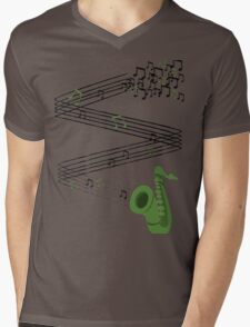 And All that Jazz Mens V-Neck T-Shirt