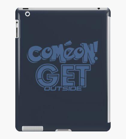Come On! iPad Case/Skin