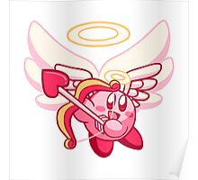 Cupid Kirby Poster