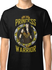 A princess and a warrior Classic T-Shirt