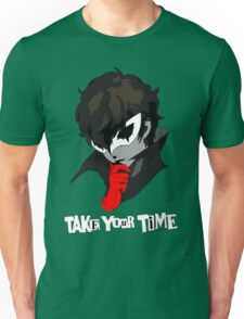 Persona 5 Take Your Time Unisex T-Shirt
