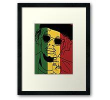 Rasta  Framed Print